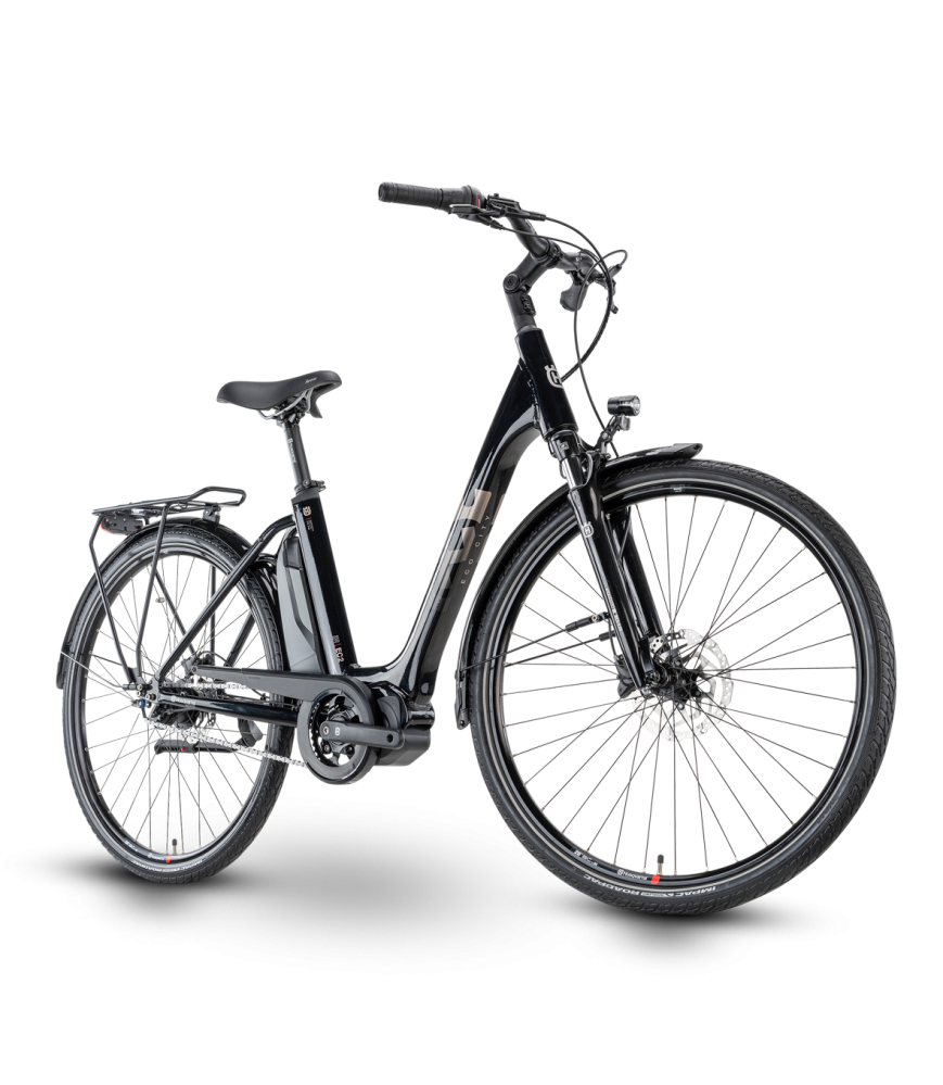 Husqvarna Bicycles Eco City 2 FW 418 Black / Bronze S